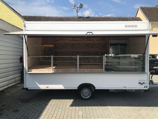 Bäckereianhänger Wagen 15