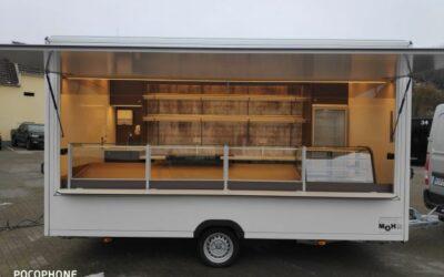 Wagen 22 – Bäckereianhänger