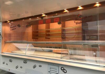 Bäckereianhänger Wagen 32