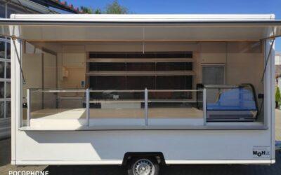 Wagen 36 – Bäckereianhänger