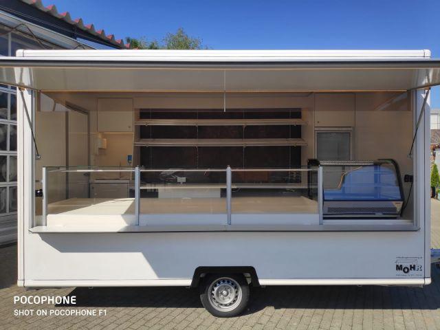 Bäckereianhänger Wagen 36