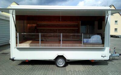 Wagen 59 – Bäckereianhänger