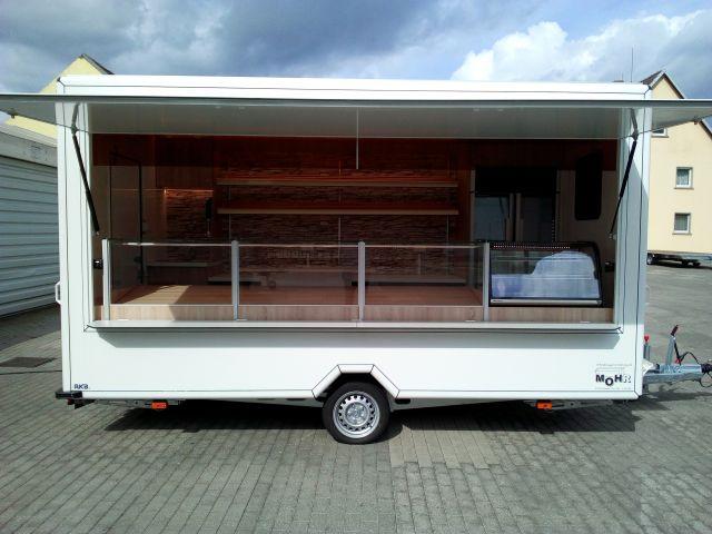 Bäckereianhänger Wagen 59