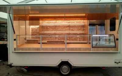 Wagen 65 – Bäckereianhänger