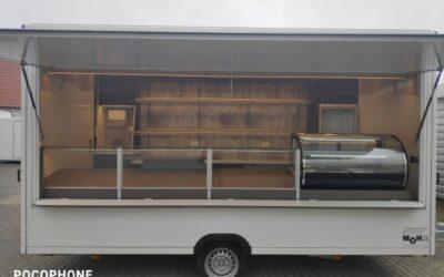Wagen 6 – Bäckereianhänger