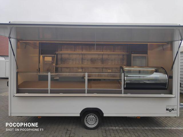 Bäckereianhänger Wagen 6