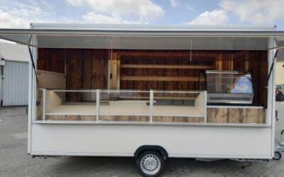 Wagen 70 – Bäckereianhänger
