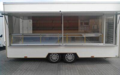 Wagen 8 – Bäckereianhänger
