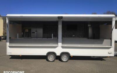 Wagen 35 – Imbisswagen