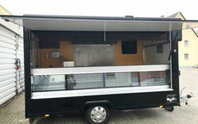 Wagen 43 – Imbisswagen