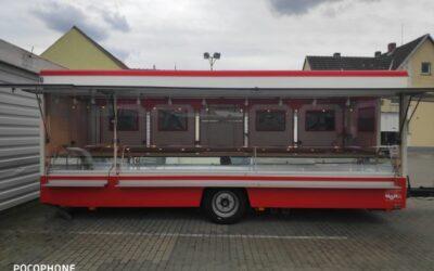 Wagen 3 – Kühlthekenanhänger
