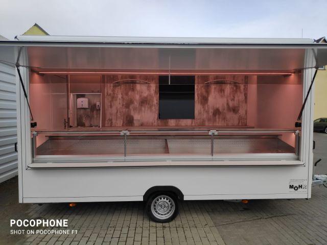 Kühlthekenanhänger Wagen 12