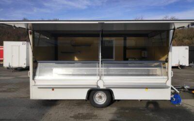 Wagen 24 – Kühlthekenanhänger