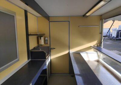 Kühlthekenanhänger Wagen 24