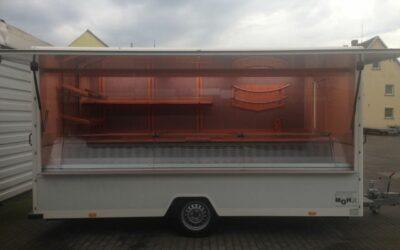 Wagen 30 – Kühlthekenanhänger
