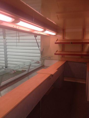 Kühlthekenanhänger Wagen 30