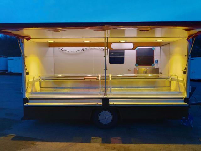 Kühlthekenanhänger Wagen 40