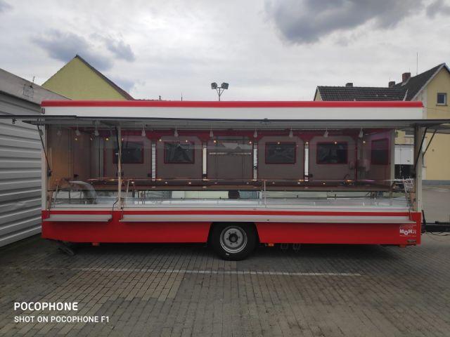 Kühlthekenanhänger Wagen 44
