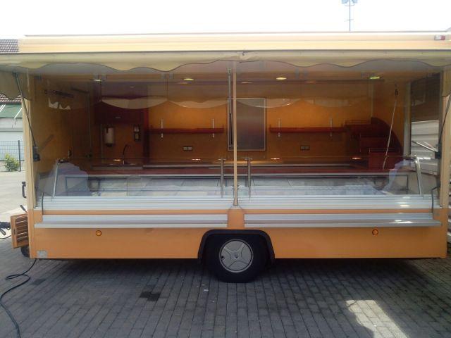 Wagen 51 – Kühlthekenanhänger