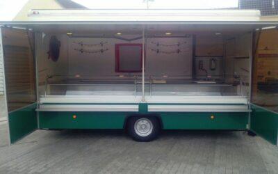 Wagen 54 – Kühlthekenanhänger