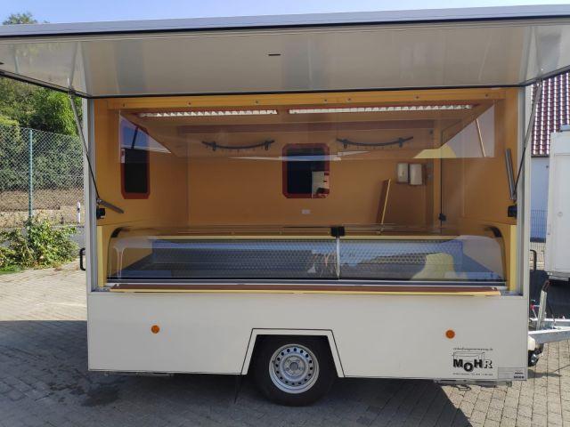 Kühlthekenanhänger Wagen 5