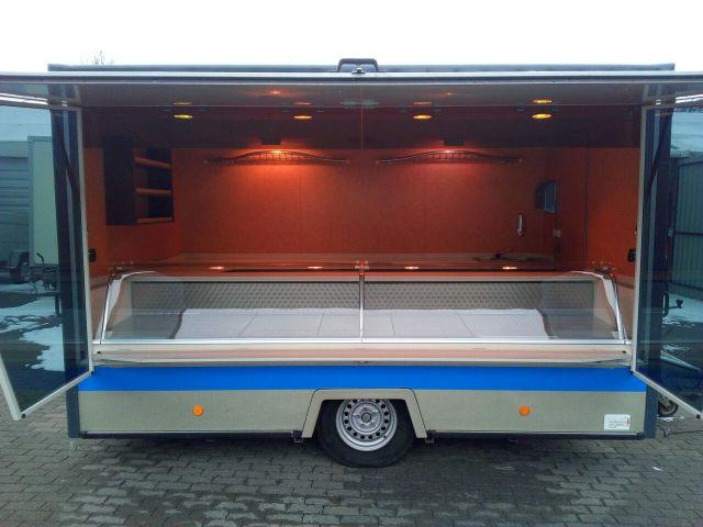 Kühlthekenanhänger Wagen 66